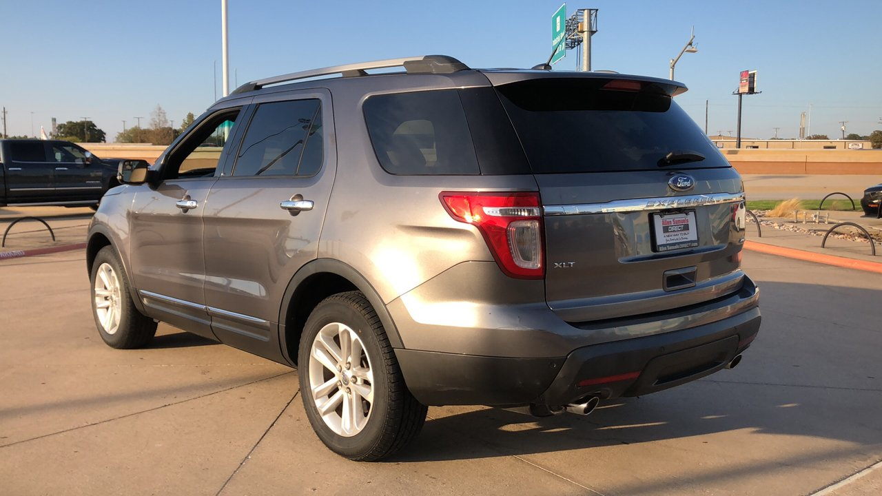 Certified Pre-Owned 2011 Ford Explorer XLT