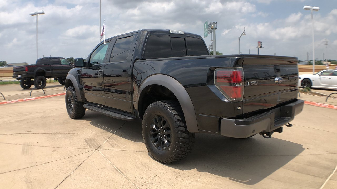 Certified Pre-Owned 2013 Ford F-150 SVT Raptor