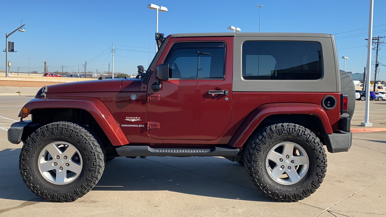 Certified Pre-Owned 2010 Jeep Wrangler Sahara