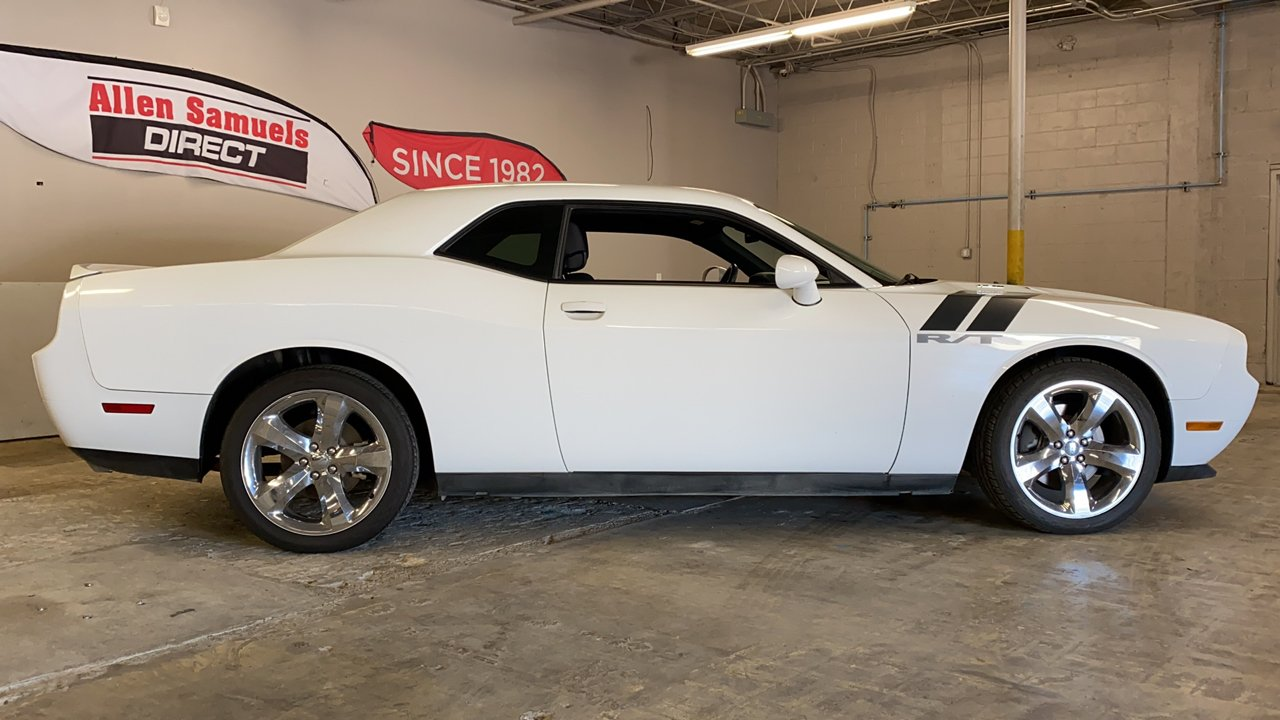 Certified Pre-Owned 2013 Dodge Challenger R/T