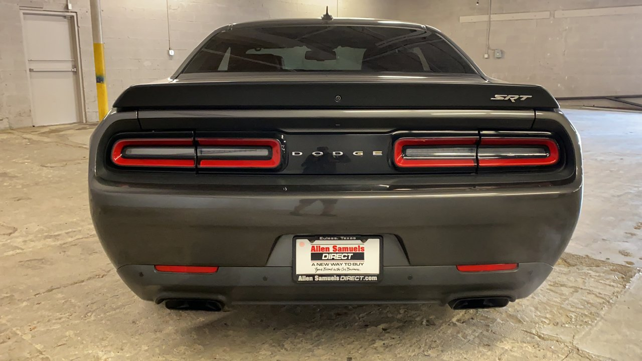 Certified Pre-Owned 2016 Dodge Challenger SRT Hellcat