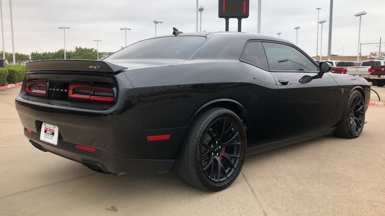 Certified Pre-Owned 2015 Dodge Challenger SRT Hellcat