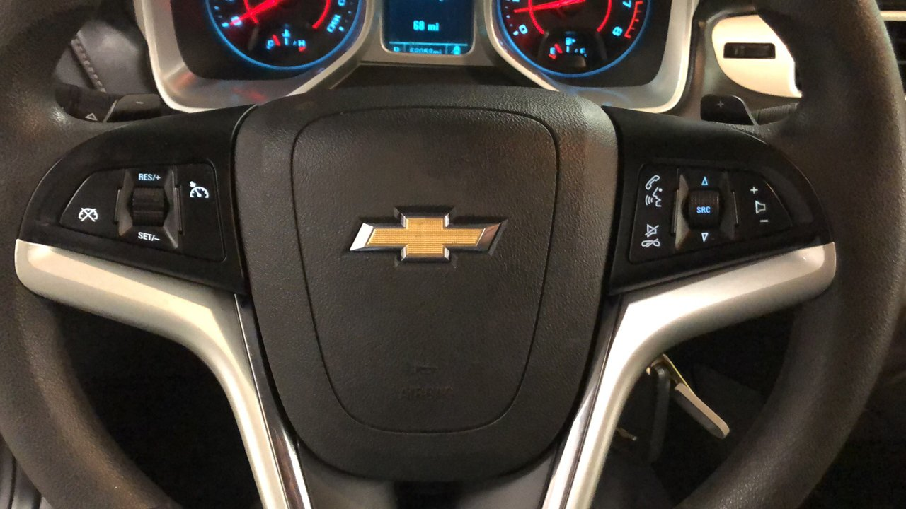 Certified Pre-Owned 2015 Chevrolet Camaro LS