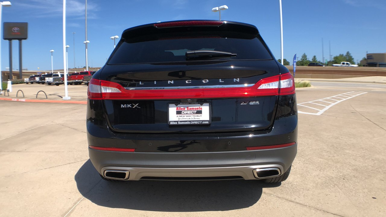 Certified Pre-Owned 2016 Lincoln MKX Reserve