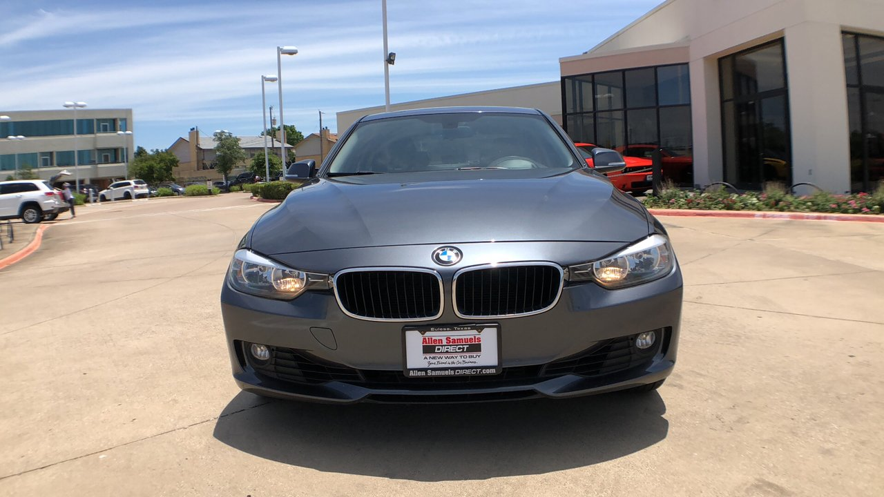 Certified Pre-Owned 2013 BMW 3 Series 328i