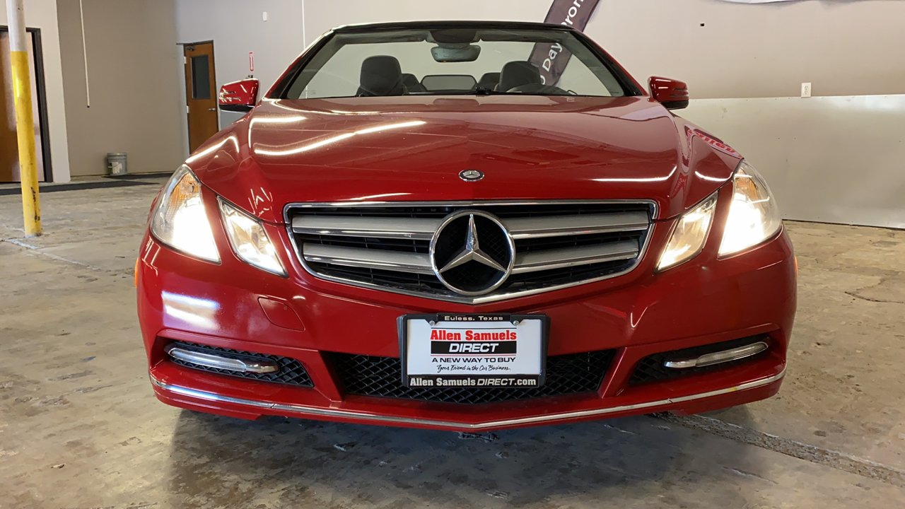 Certified Pre-Owned 2012 Mercedes-Benz E-Class E 350