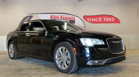 Certified Pre-Owned 2015 Chrysler 300 300C Platinum
