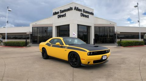 Certified Pre-Owned 2018 Dodge Challenger T/A 392