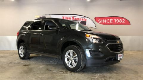 Certified Pre-Owned 2017 Chevrolet Equinox LS